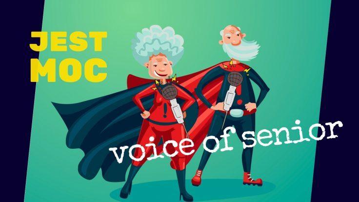voice of senior